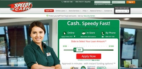 Sites like SpeedyCash