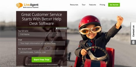 Sites like Zendesk LiveAgent
