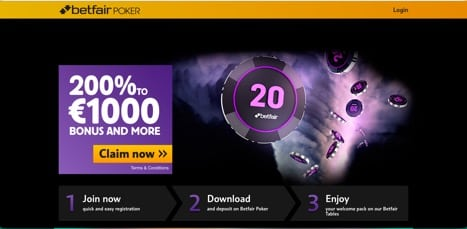 Sites like betfair poker