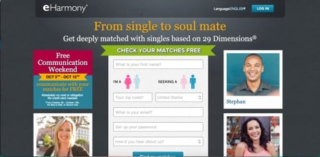 Sites like eharmony