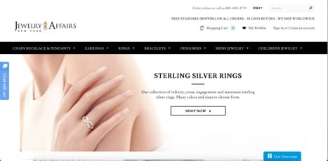 sites like jewelry affairs