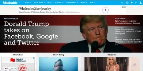 sites like mashable