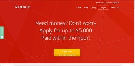 loans like nimble
