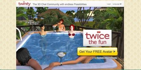 games like twinity