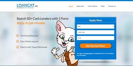canada payday loans loancat