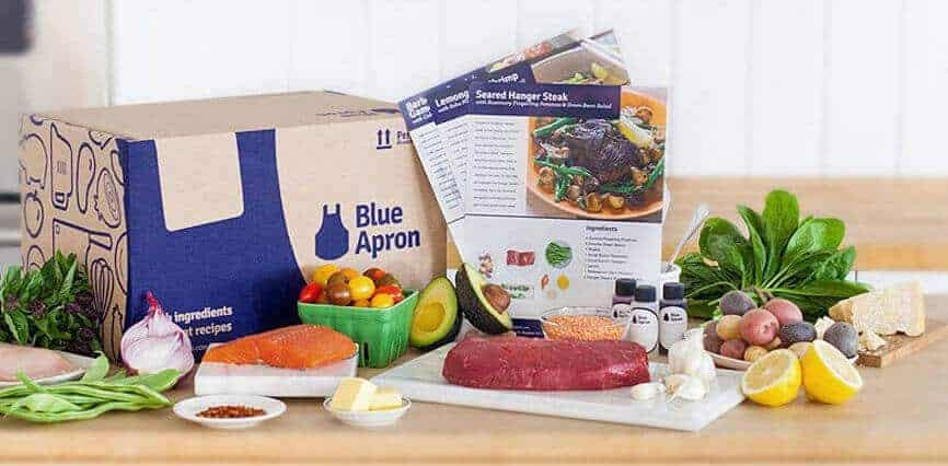 8 Food Delivery Sites Like Blue Apron