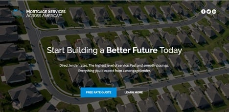 Mortgage Services Across America