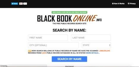 Black Book Online