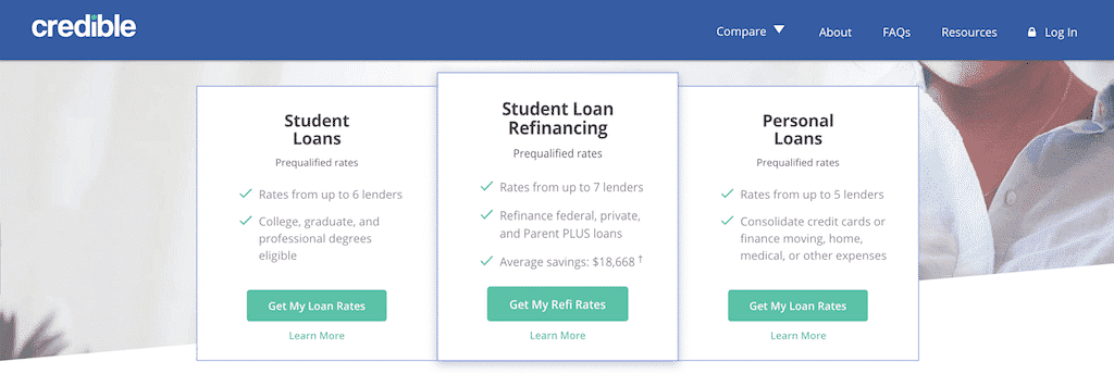 7 Private Student Loan Sites Like Credible