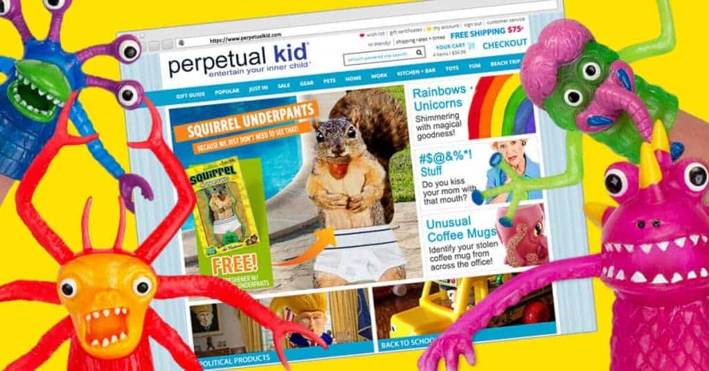 6 Unique Gift Sites Like Perpetual Kid