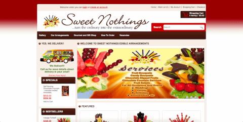 Sweet Nothings