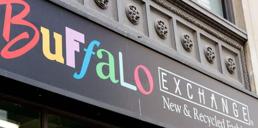 5 Used Clothes Stores Like Buffalo Exchange