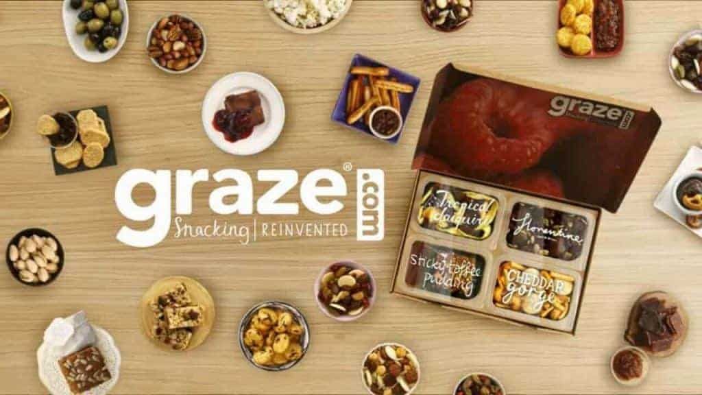 8 Food Delivery Box Websites Like Graze