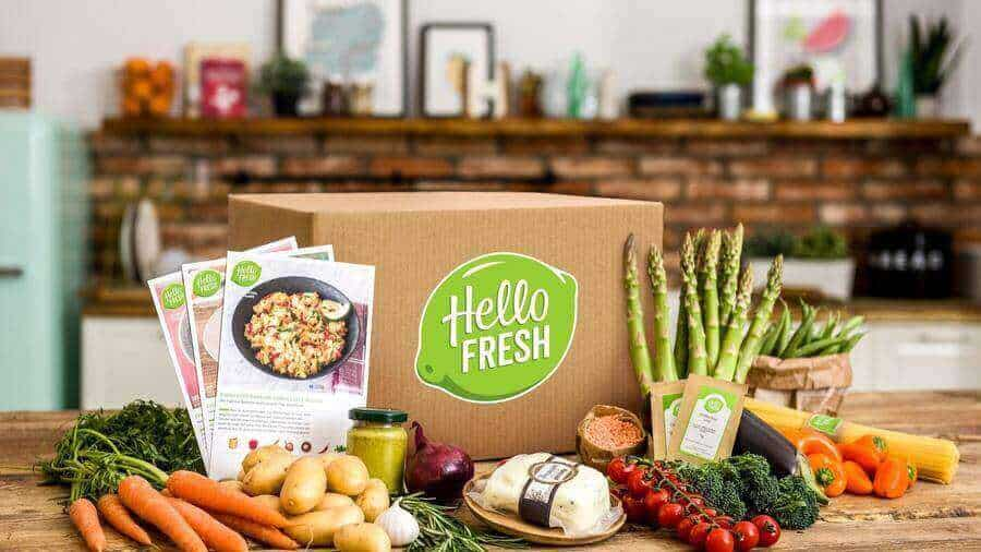 6 Healthy Meal Companies Like Hello Fresh