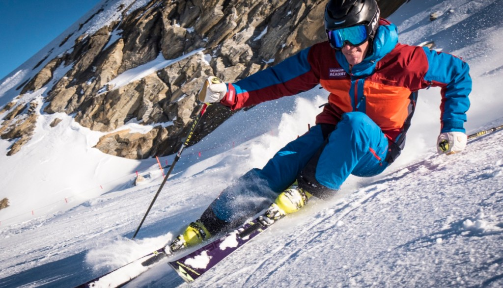 Skischool Kitzbühel