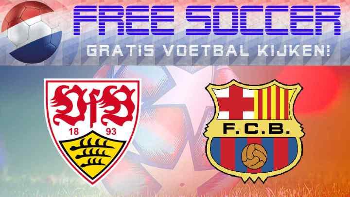 Live Stream VfB Stuttgart - FC Barcelona
