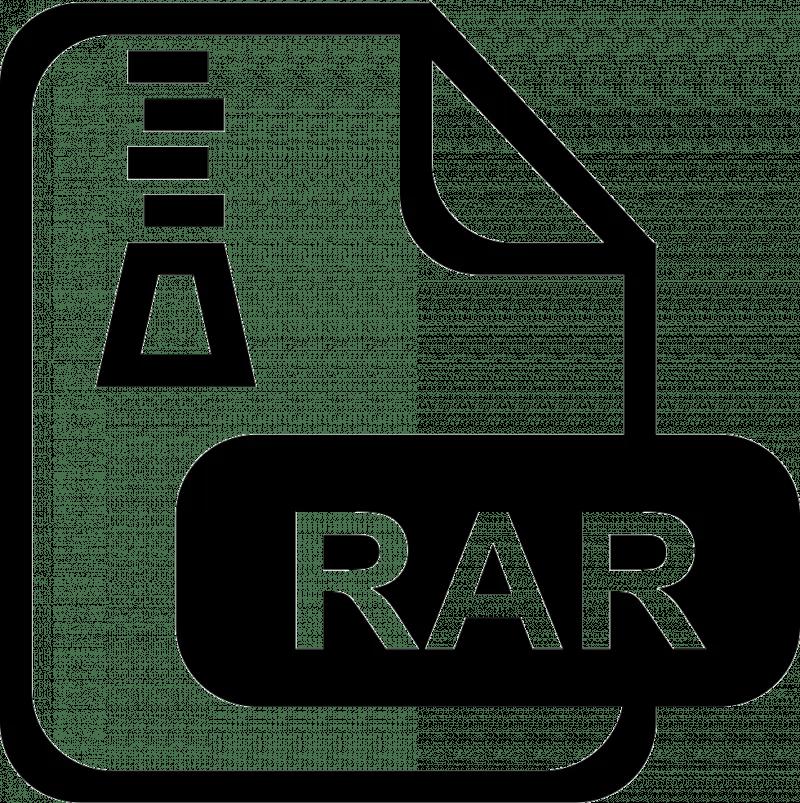 Paano buksan ang RAR file sa iPhone