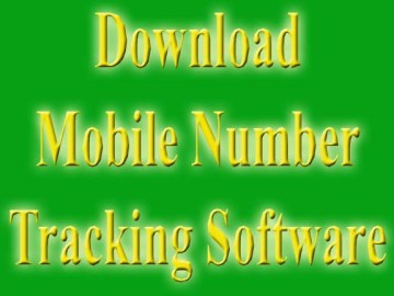 Mobile Phone Number Tracking Software Latest Free Download