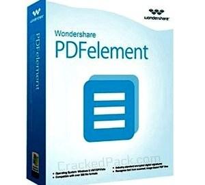 Wondershare PDFelement Crack Full