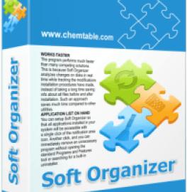 Soft Organizer 6.0 Crack 2016 Free Download