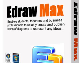 Edraw Max 8.4 Crack And Serial Key Full Download