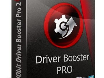 IObit Driver Booster Pro Crack and Keys Till 2099 Free
