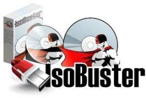 ISOBuster v3.8 Crack