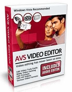 AVS Video Editor 8.5 Activation Key