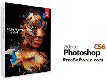 Adobe Photoshop CS6 Crack Keygen + Serial Number Latest