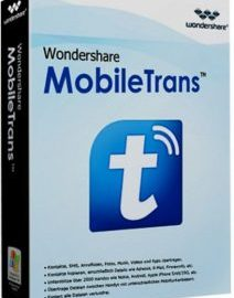 Wondershare MobileTrans Crack And License Key Latest
