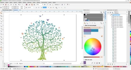 CorelDraw Graphics Suite X8 Keygen