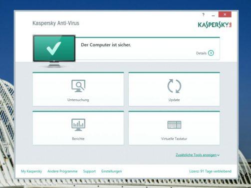 Kaspersky Antivirus Key