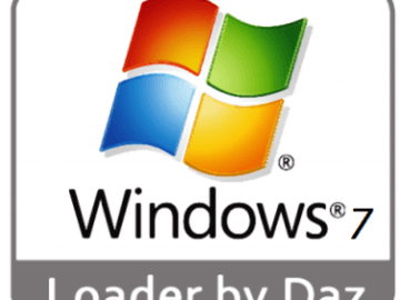 Windows 7 Loader By Daz