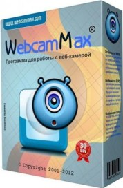 WebcamMax Crack