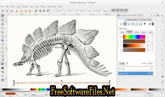 Inkscape 0.92 Free Download for windows