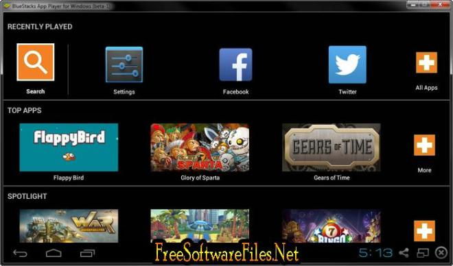 bluestacks app player free download for pc