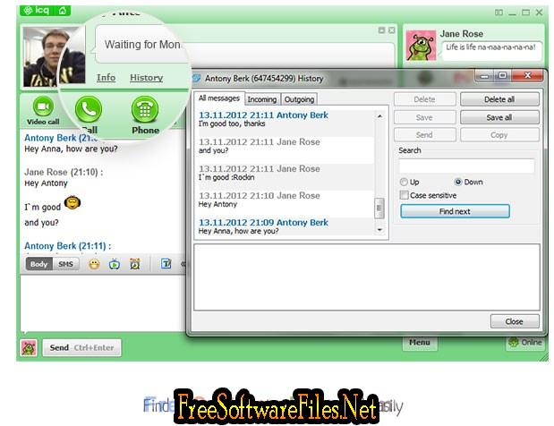 download icq for windows 10