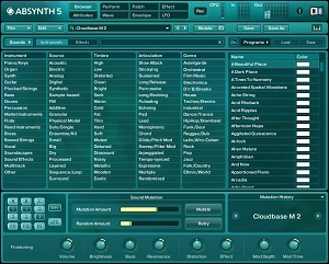 absynth-5-torrent free
