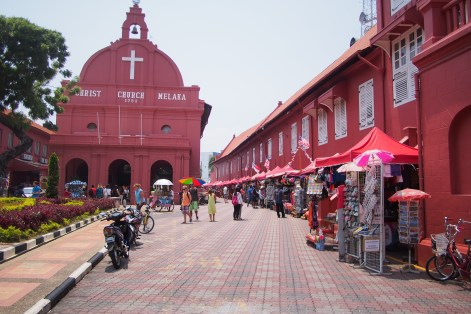 Christ Church of Melacca