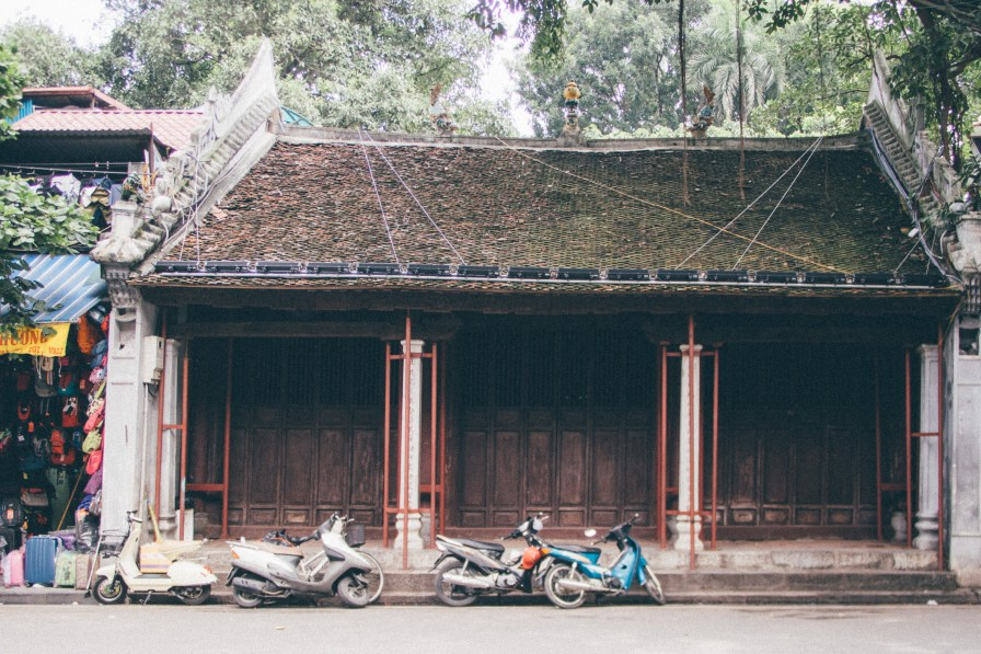 A Sino-Vietnamese Building