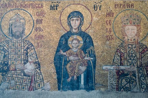 Comnenus Mosaic