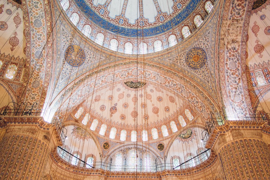 Main Dome of the Mosque