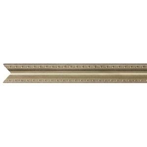 Багет интерьерный C1025/933 Антик матовое золото