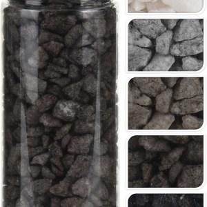 Камни декоративные в бутылке