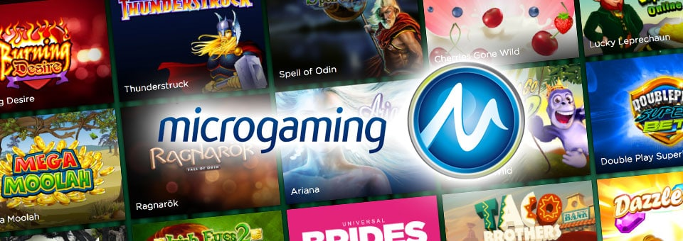 Microgaming casinos free spins casino.bodoglife.com
