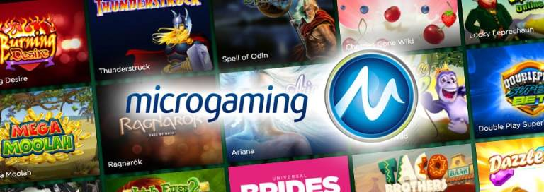 Microgaming Casino (A-Z list) - review, rating, bonuses and free spins!