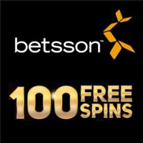 Betsson Casino   200% free bonus and 100 free spins   Review