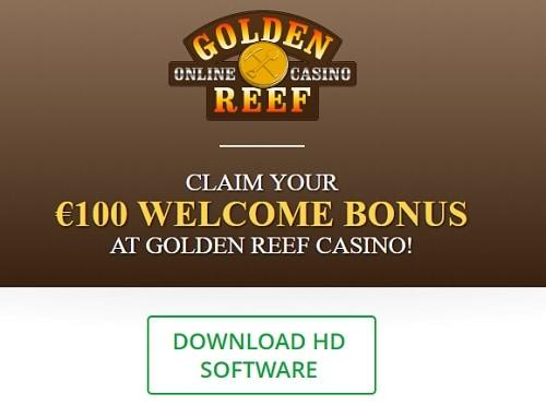 Golden reef casino no deposit bonus caesar casino app