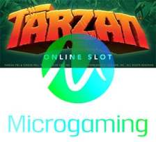 Tarzan slot game - free spins and free bonus - Microgaming Casino