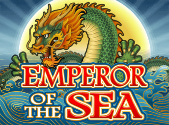 Emperor of the Sea | 8 free spins and 15 bonus wild symbols | slot review
